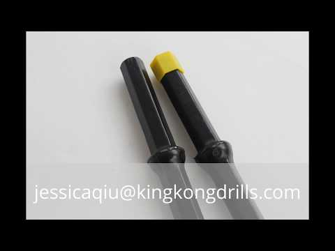 KKD.h22 H25 Tapered Button Bit 36mm 38mm 41mm 43mm 7 Degree 11 Degree And 12 Degree
