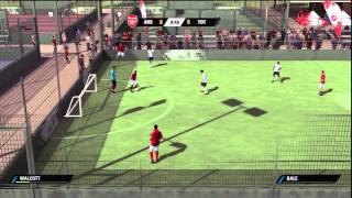 Fifa Street - 5 A Side Timed Match - Arsenal vs Tottenham