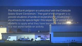Rocket Carries Student Experiments Into Space | NASA GSFC Space Science HD Video