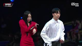 Heize - FIRST SIGHT @ 2018 MAMA IN HONGKONG | 1080p 60fps