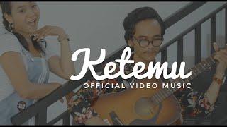 KETEMU (Official music) GUSDE feat DINA