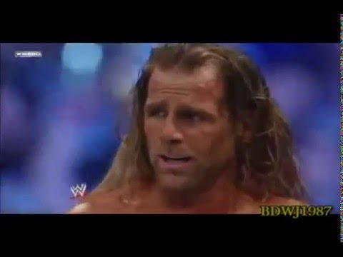 The Ultimate Sweet Chin Music Compilation   Shawn Michaels