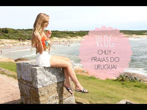 VLOG: Chuy   Praias do Uruguai   Compras