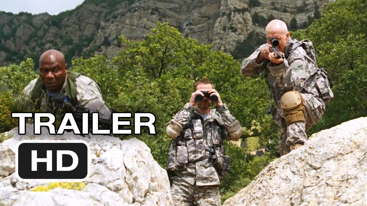 Download Soldiers of Fortune Official Trailer #1 (2012) - Christian Slater, Sean Bean Movie HD