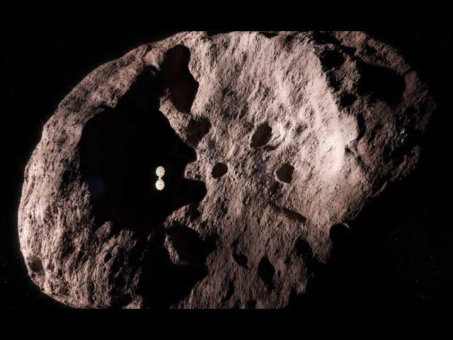A viaxe de Lucy, de Galicia aos asteroides troianos de Xúpiter