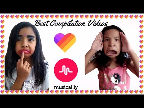 Best LIKE MUSICALLY Compilation Videos 2017 ♥
