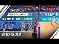 UAAP 81 MV: ADMU vs. UP   Game Highlights   March 10, 2019