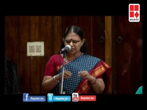 TN Seema Controversial Statement On  Women Entry at Sabarimala; Complete Version
