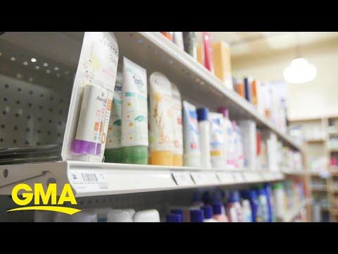 Martha Quinn - Wellness Shot: How To Put Sunscreen On Kids The Right Way