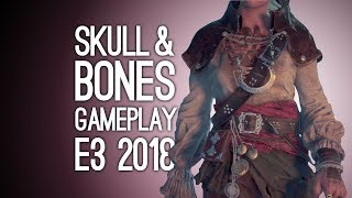 Skull and Bones Gameplay: A PIRATE'S LIFE FOR US! Let