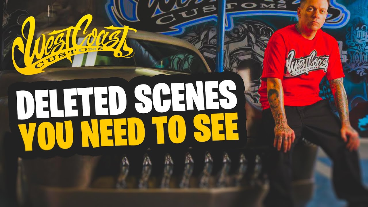 Deleted Scenes from Inside West Coast Customs You NEED to See! IS THE RYAN FRIEDLINGHAUS ERA OVER!?