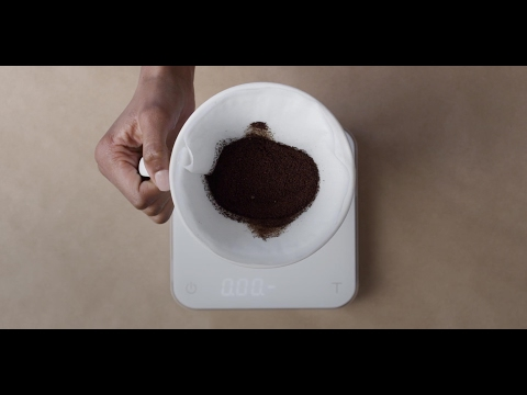 Thumbnail: How To: Make Coffee with a Pour-Over Brewer
