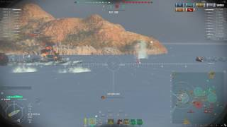 World Of Warships Funtage #12