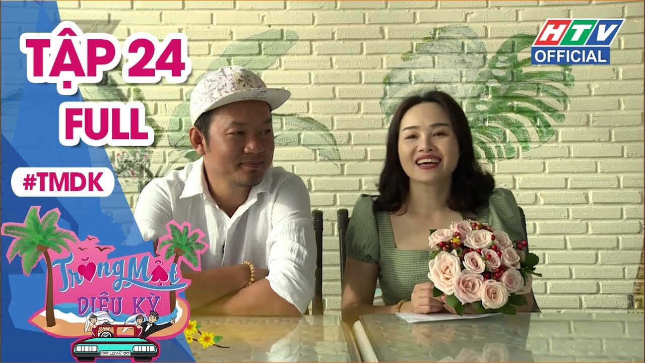 image TRĂNG MẬT DIỆU KỲ | Khánh Đặng khen Thanh Trần hiền và nhẹ nhàng hơn | TMDK #24 FULL | 11/2/2019