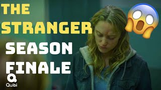 The Stranger FINALE (Episode 13) Reaction and Review ?♂️ - Quibi