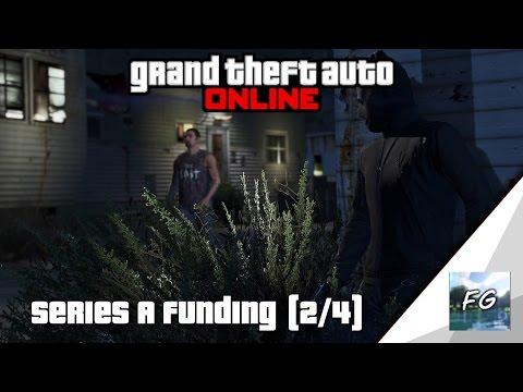 GTA V Heist #8 (Series A Funding) (suomi) (2/4)