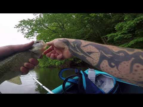 1st Kayak Trip To Cheat Lake Wv 2018