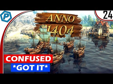Anno 1404   Confused, but finally worked it out 😂   #24  