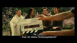 The Forbidden Kingdom - The Best Outtakes (German Sub)