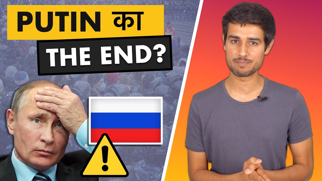 Download Russia Anti-Putin Protests Explained | Alexei Navalny | Dhruv Rathee