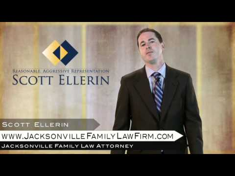 Jacksonville Family Law Attorney - Divorce Issues