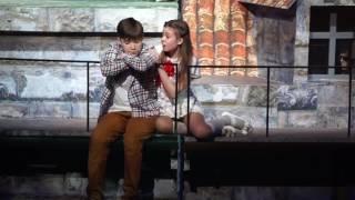 "Мюзикл ""Баллада о маленьком сердце"" (сцена ""Разговор на крыше"")"