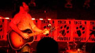 Josh Thompson - Long Haired Country Boy - 12-12-09