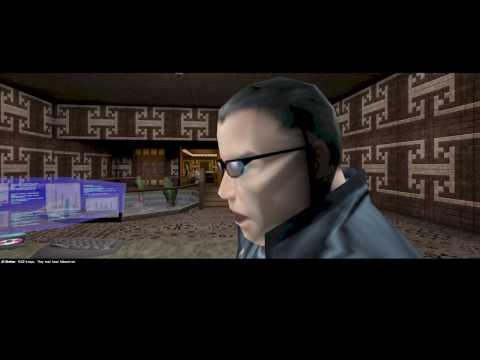 Deus Ex GMDX Walkthrough #17 - HongKong, DragonSword