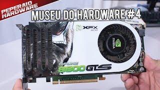 museu do Hardware #4 - XFX GeForce 8800 GTS 320M e suas variantes / enxurrada de placas 8000 e 9000