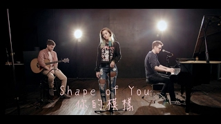 Shape of You  Ed Sheeran ( Alex Goot + Andie Case COVER)中文字幕
