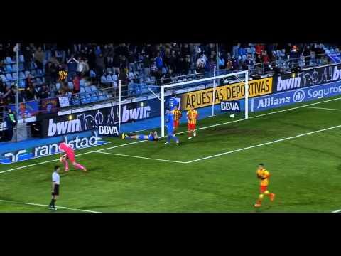Lionel Messi  ● All 5 Goals in Copa Del Rey 2014 | HD