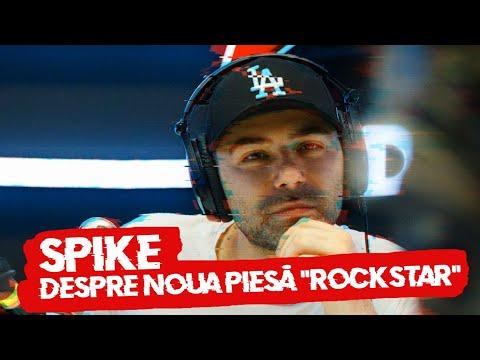 """SPIKE - Despre """"ROCKSTAR"""" și industria muzicală   Liza și Fereșteanu   LIVE @Virgin Radio Romania"""
