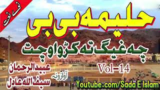 Video Pashto New Nat  Haleema Bibi Che Gheg Ta Kro By Ubaid ur Rehman O Saifullah Adil download MP3, 3GP, MP4, WEBM, AVI, FLV Juli 2018