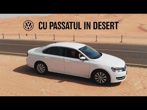 CU PASSATUL IN DESERT LA 50 GRADE - DUBAI CAR VLOG