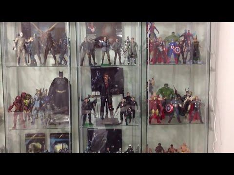 My Action Figure Collection Video (2014 Edition)