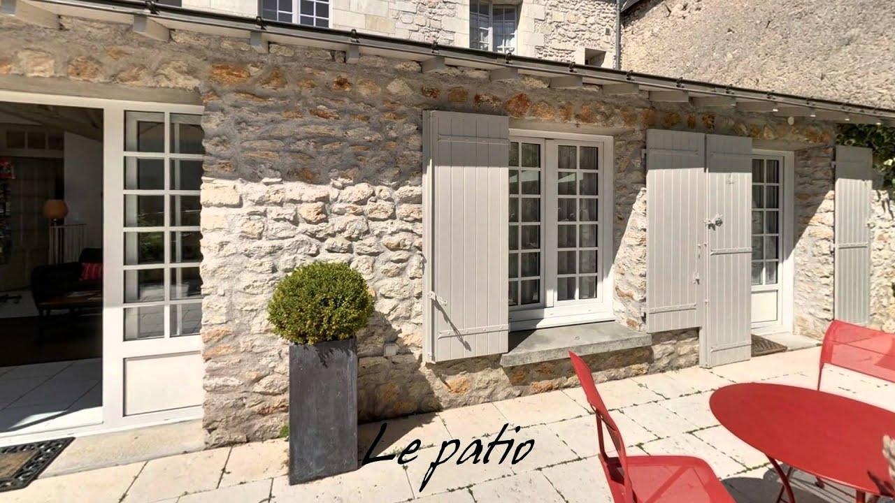 Visite virtuelle hotel de biencourt 37 azay le rideau youtube - Hotel de biencourt azay le rideau ...
