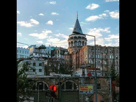 Travel photography istanbul history