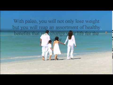 Paleo Diet Book Trailer By Sam Siv