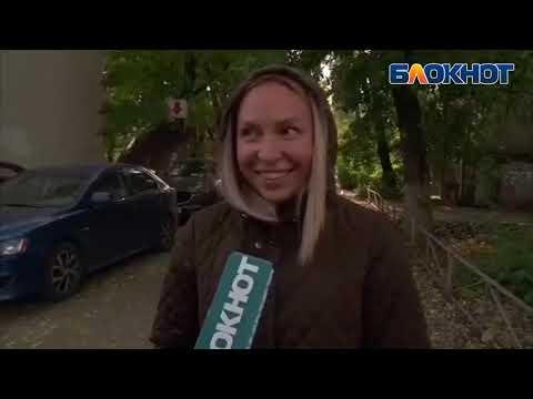 Опрос о платных парковках Блокнот Воронеж