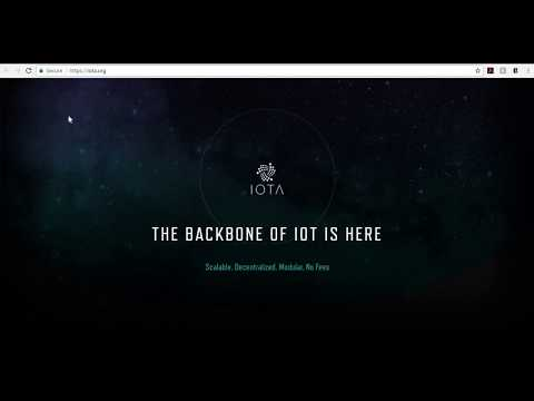 IOTA History, Trends, technology , Design all here! What is IOTA? $8.8B Market Cap