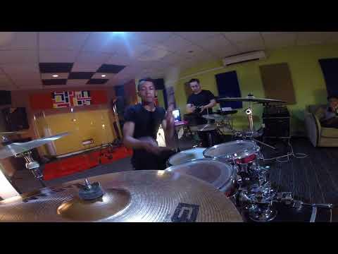 Akim & The Majistret - Lagu untuk Laila (Drum Cover)