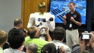 #nasatweetup STS-133 Discovery - Robonaut 2 Demo Part III Thumbnail