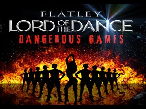 Lord of the Dance -  Michael Flatley Dangerous Games Interview - Teatro Monte Casino 15/07/2015