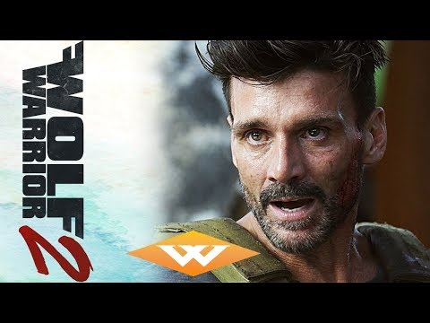 Wolf Warrior 2 2017 Official Us Trailer Wu Jing Frank Grillo Youtube