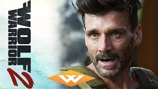 WOLF WARRIOR 2 (2017) Official US Trailer | Wu Jing, Frank Grillo