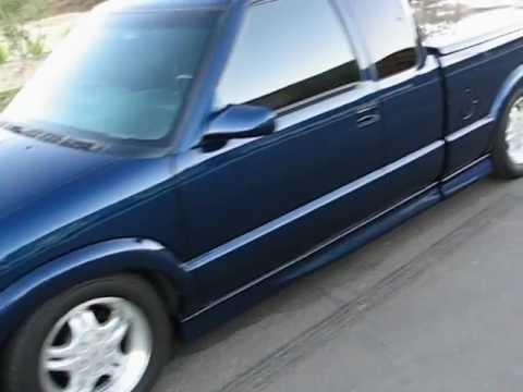 2001 Chevy Xtreme S10 walk around  YouTube
