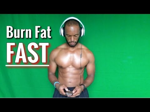 burn fat fast  6 minute cardio workout  weight loss