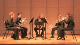 Ewald - Quintet No. 1, III. Allegro Moderato