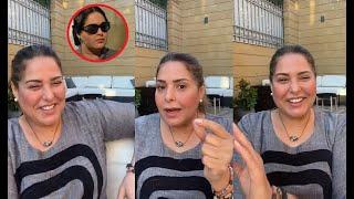 لأول مرة/صابرين بفيديو لايف بدون الحجاب وتكشف عن أصولها المغربية وماحدث بعد أم كلثوم وعلاقتها بالعرب