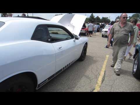 2010 Dodge Challenger SXT At Keith Peterson Car Show 2013